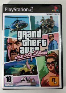 GTA Vice City Stories [REPLICA] - PS2