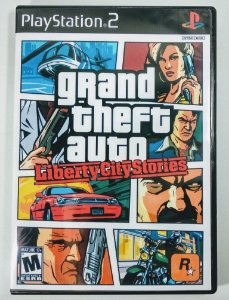 GTA Liberty City Stories [REPLICA] - PS2