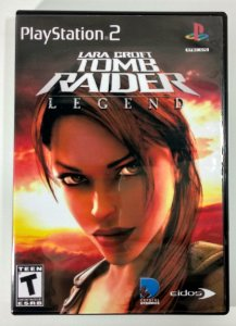 Tomb Raider Legend [REPLICA] - PS2