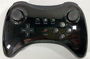 Controle Pro - Wii U