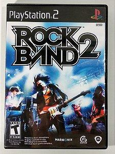 Rock Band 2 [REPLICA] - PS2