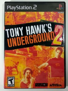 Tony Hawks Underground 2 [REPLICA] - PS2