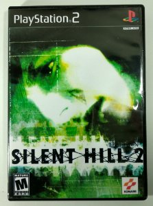 Silent Hill 2 [REPLICA] - PS2