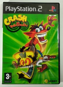Crash Twinsanity [REPLICA] - PS2