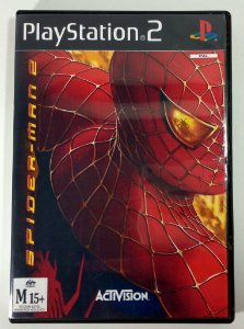 Spider-man 2 [REPLICA] - PS2