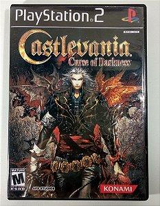 Castlevania Curse of Darkness [REPLICA] - PS2