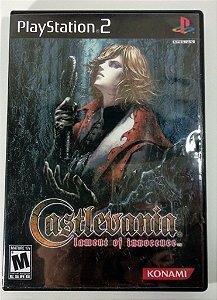 Castlevania Lament of innocence [REPLICA] - PS2