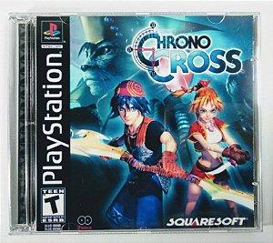 Chrono Cross [REPLICA] - PS1 ONE