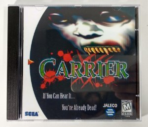 Carrier [REPLICA] - Dreamcast