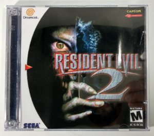 Resident Evil 2 [REPLICA] - Dreamcast