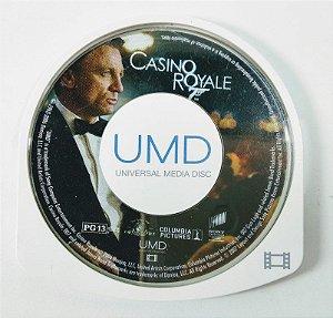 Filme Casino Royale - PSP