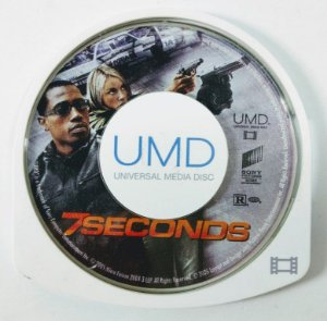 Filme 7 Seconds - PSP