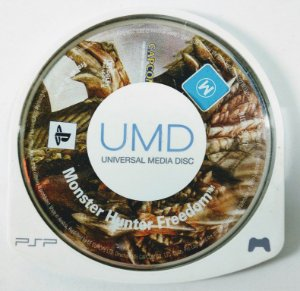 Monster Hunter Freedom - PSP