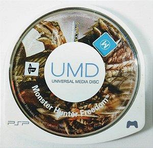 Monster Hunter Freedom - PSP
