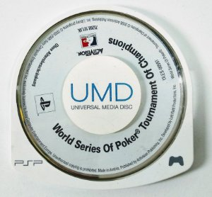 World Series of Poker Tournament of Champions - PSP