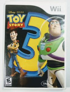 Jogo Toy Story 3 - Wii