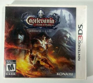 Castlevania Lord of Shadow Mirror of Fate - 3DS