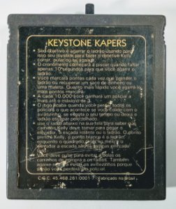 2 in 1 (Keystone Kapers - Chopper Command) - Atari