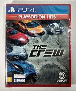 The Crew (lacrado) - PS4