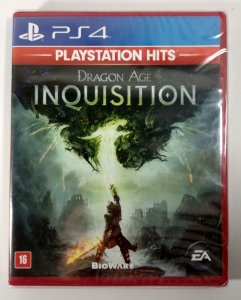 Dragon Age Inquisition (lacrado) - PS4