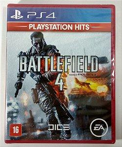 Battlefield 4 (lacrado) - PS4