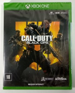 Call of Duty Black Ops 4 (Lacrado) - Xbox One