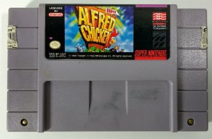 Super Alfred Chicken Original - SNES