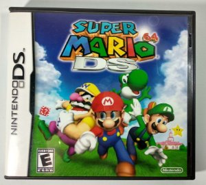 Super Mario 64 DS Original - DS