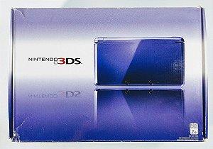 Nintendo 3DS Roxo Noturno - 3DS