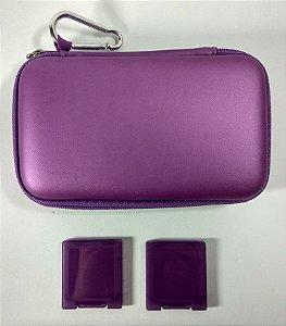 Case Protetora para Nintendo DS Lite/DSI/3DS