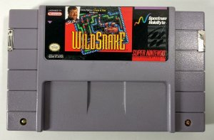 WildSnake Original - SNES