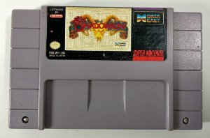 Shadowrun Original - SNES