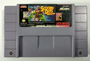 Scooby-Doo Mystery Original - SNES