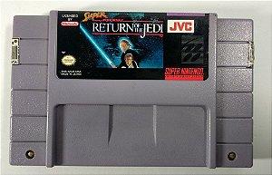 Super Star Wars Return of the Jedi Original - SNES