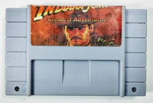 Indiana Jones - SNES
