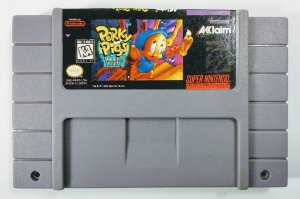 Porky Pigs Haunted Holiday - SNES