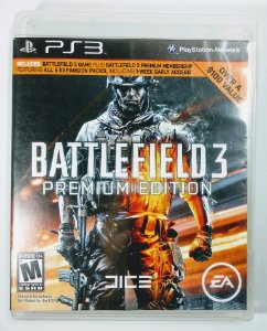 Battlefield 3 Premium Edition - PS3