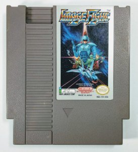 Image Fight Original - NES