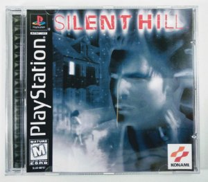Silent Hill [REPLICA] - PS1 ONE
