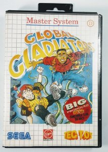 Global Gladiators - Master System