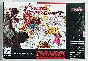 Jogo Chrono Trigger - SNES