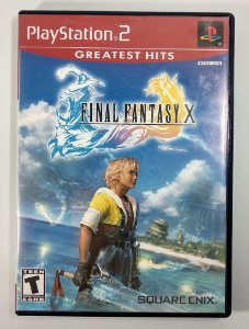 Final Fantasy X Original - PS2