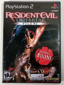 Resident Evil Outbreak File 2 [REPLICA] - PS2