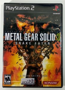 Metal Gear Solid 3 [REPLICA] - PS2