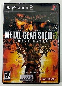 Metal Gear Solid 3 [REPLICA] - PS2