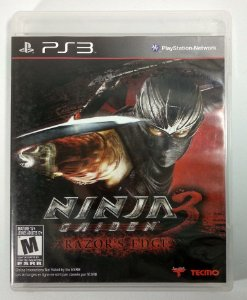 Ninja Gaiden 3 Razors Edge - PS3