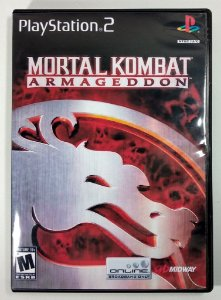 Mortal Kombat Armagedon [REPLICA] - PS2