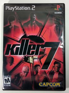 Killer 7 [REPLICA] - PS2