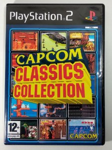 Capcom Classics Collection [REPLICA] - PS2