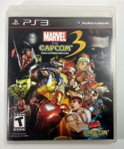 Marvel vs Capcom 3 Fate of Two Worlds - PS3